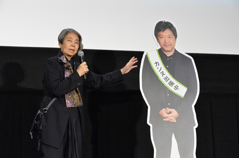 樹木希林 (C)2016 フジテレビジョン バンダイビジュアル AOI Pro. ギャガ