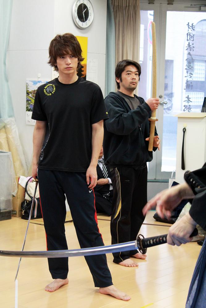 中村優一(写真左)は人一倍熱心に知識を吸収しようとしていた