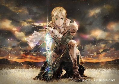 細居美恵子氏による『Fate/Grand Order THE STAGE -神聖円卓領域キャメロット-』イメージイラスト第3弾解禁