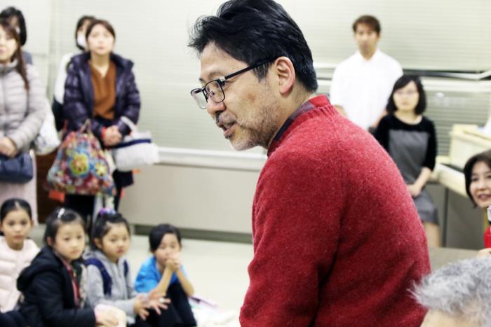 2018年も演出を続投する山田和也