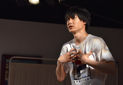 「僕の復活を待っていてくれた人、ありがとうございます」柳浩太郎が舞台復帰 主演舞台『夜明け〜spirit〜』が開幕