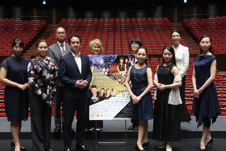 堺を拠点に活動する3つの芸術団体がコラボ公演を開催 写真提供:大阪交響楽団
