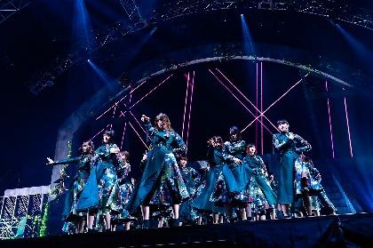 欅坂46、笑顔と涙あふれたラストライブで5年間の歴史に幕「皆さんとの5年間は、ずっとずっと宝物です」 純白の衣装で櫻坂46の1stシングルも披露