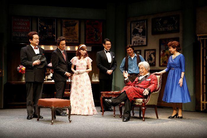 かつての名優・フランクは復活するか…。撮影・石川純