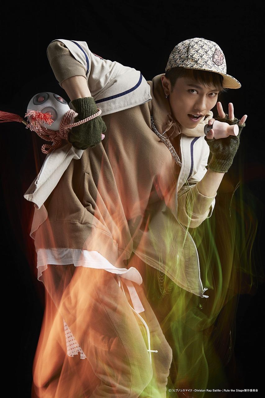駒形正宗:和田泰右  (C)『ヒプノシスマイク-Division Rap Battle-』Rule the Stage 製作委員会