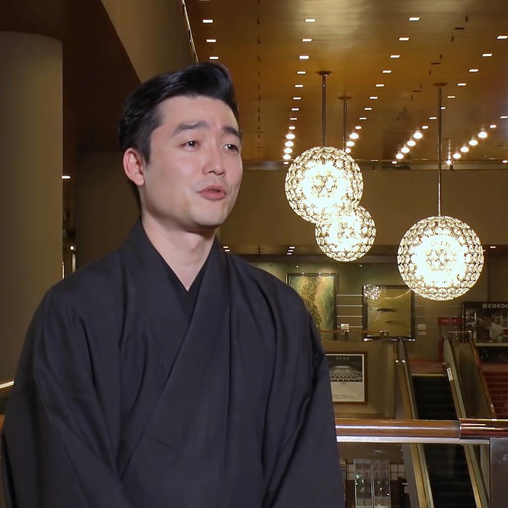 「日本舞踊(Japanese classical dance)」より尾上菊之丞 (C)松竹株式会社