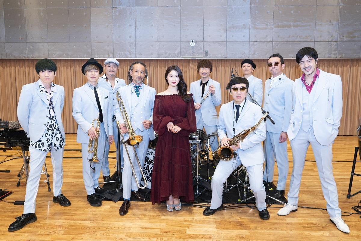 東京スカパラダイスオーケストラ ×土屋太鳳