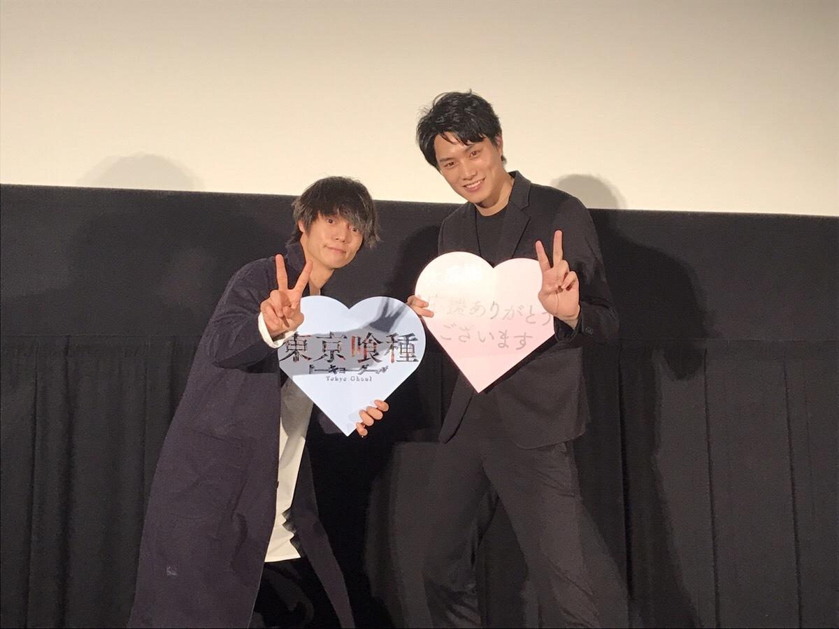 (C)2017「東京喰種」製作委員会 (C)石田スイ/集英社