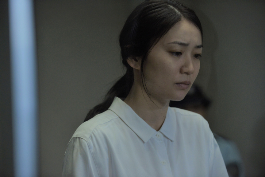 大島優子 (C)2021「明日の食卓」製作委員会