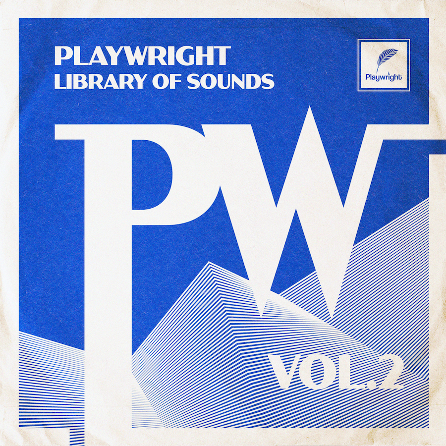 『Playwright Library of Sounds -solo works at home-』vol.2
