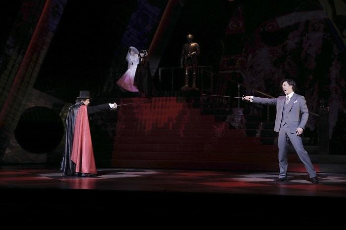 『怪人と探偵』より 撮影:岡千里