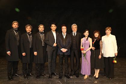 「受け継いでくれてありがとう」~『レ・ミゼラブル』日本初演30周年 現役キャストと初演キャスト会見レポート