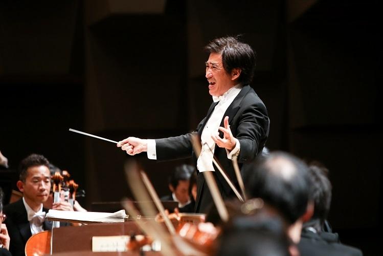 今回もカップリングの曲はラフマニノフ。しかも交響曲第2番がメインです。   写真提供:大阪国際フェスティバル (C)森口ミツル