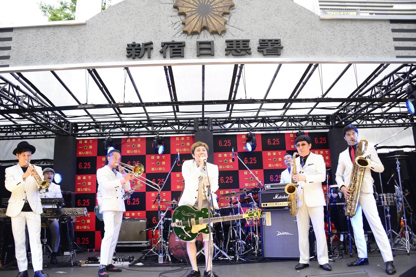 東京スカパラダイスオーケストラfeat.Ken Yokoyama