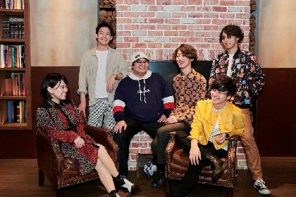 Penthouse、初のBillboard Live TOKYOワンマンライブ『City Soul Society vol.2』開催決定