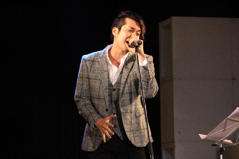 『大山真志Special Live』より