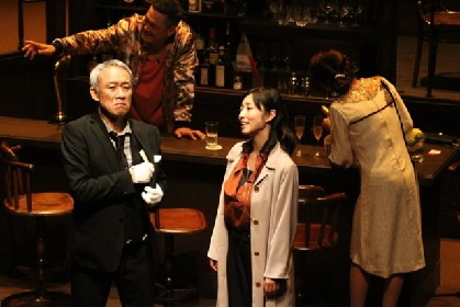 ドリス&オレガ企画『コースター』が10年ぶりに上演、大泥棒役の西村雅彦が名画を巡って大奮闘