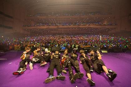 ゲーム実況あり、迫力のサウンドあり! M.S.S Projectがその優れたエンタテインメントを提示したパシフィコ横浜公演