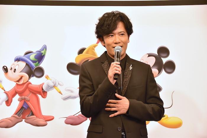 『ウォルト・ディズニー・アーカイブス コンサート』の案内人を務める稲垣吾郎