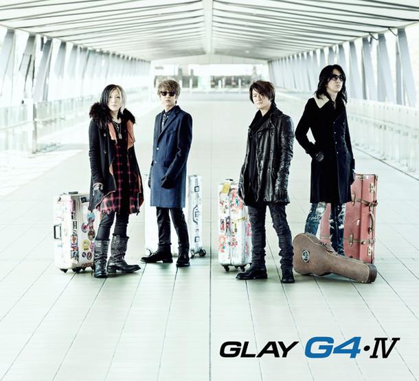 GLAY「G4・IV」ジャケット
