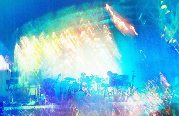 クラムボン「clammbon 20th Anniversary『tour triology』2015.11.6 日本武道館」ビジュアル