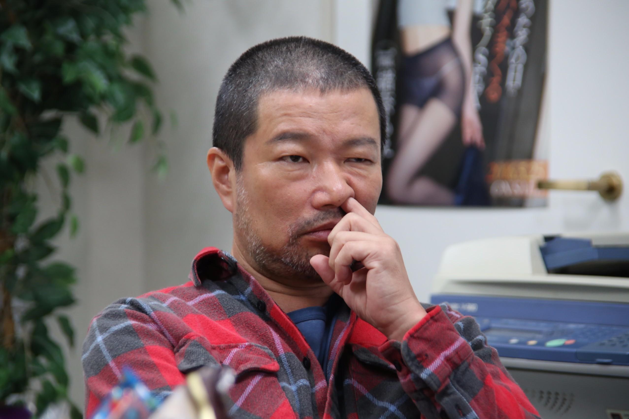 木村祐一 (C)2016「闇金ドッグス4&5」製作委員会