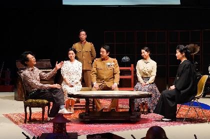 KAATと東京デスロックが共同製作した『外地の三人姉妹』が開幕 演出家・多田淳之介のコメントと舞台写真が到着