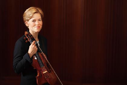 イザベル・ファウスト(ヴァイオリン) 今度は名手揃うトリオと無伴奏で真価を発揮