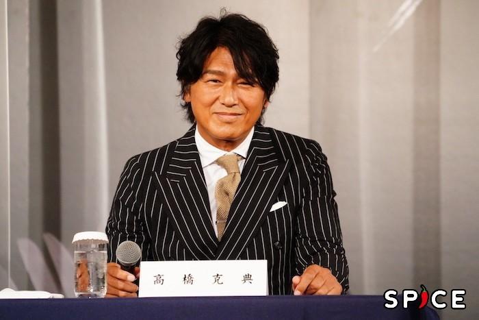 高橋克典  オフィシャル撮影:田中亜紀
