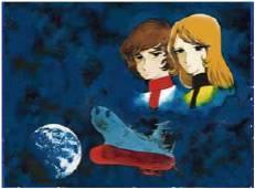 「愛の戦士たち(II)」31×41cm 129,600円