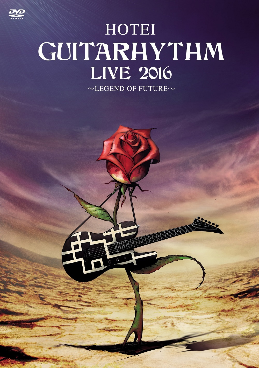 布袋寅泰『GUITARHYTHM LIVE2016』
