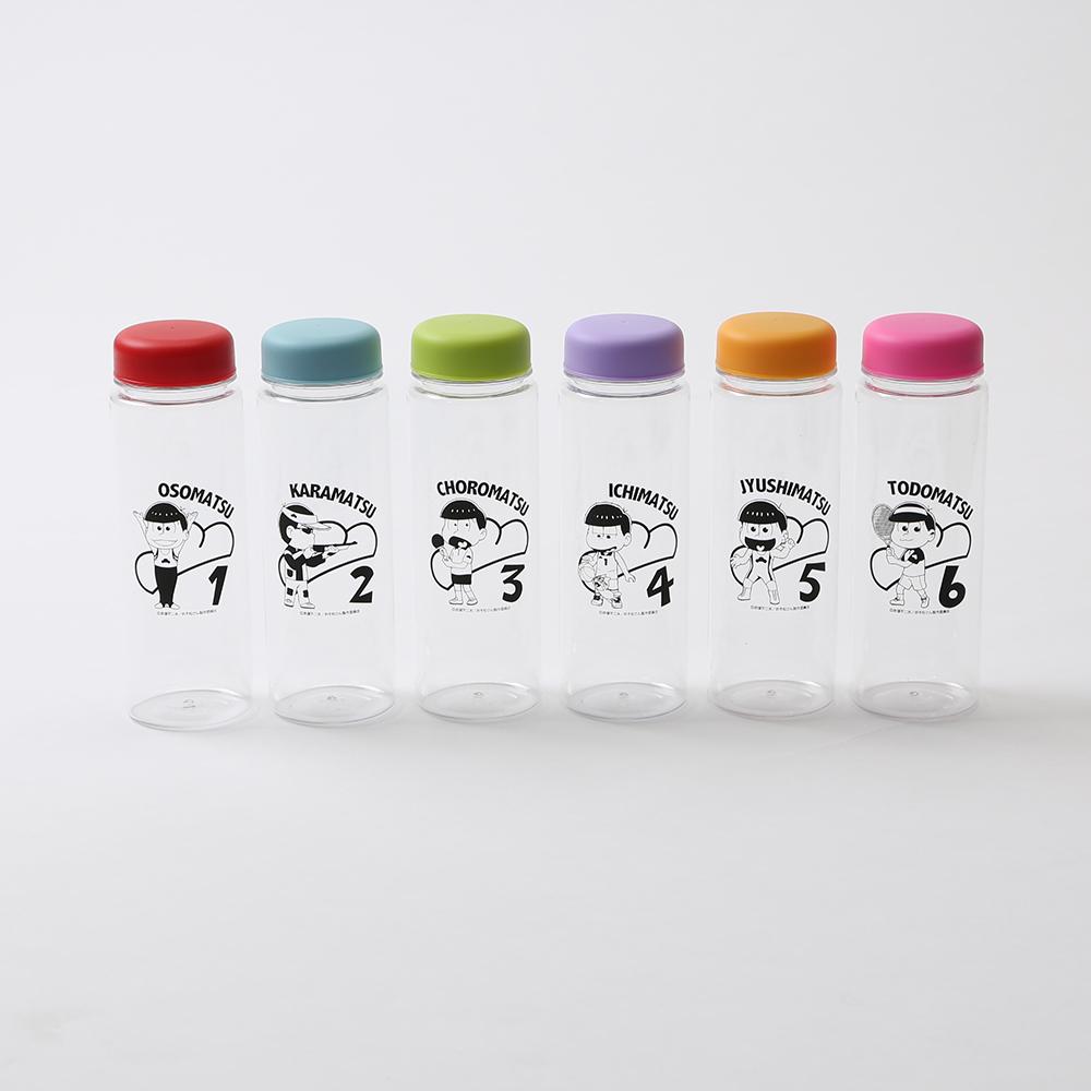 クリアボトル(6種)