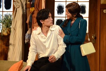 加藤和樹ら6人の俳優が織りなすドライブ感が絶好調、舞台『罠』~ゲネプロレポート
