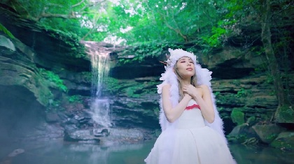 加藤ミリヤ 圧倒的自然美の中で歌う『モアナと伝説の海』日本版エンドソングMV