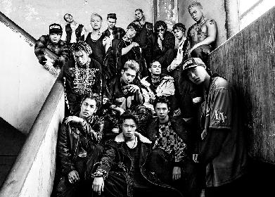 THE RAMPAGE、ラテンなダンスナンバーを4月にリリース決定 新曲の試聴もスタート