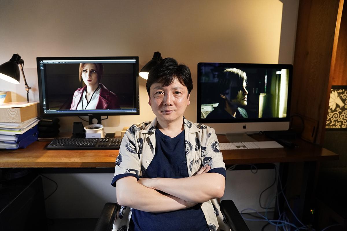 CGディレクター:清水智弘