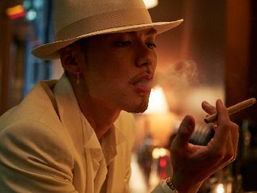 "EXILE SHOKICHI ""究極のセクシー""がテーマの写真集『BYAKUYA』発売"