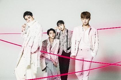 MYNAME、新アルバム『KISEKI』リード曲「Wiz」が『Break Out』8月度エンディング・トラックに決定