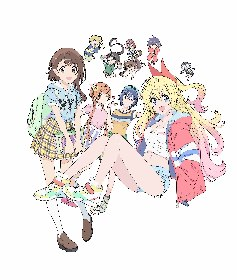 アニメ『ニセコイ』ブルーレイBOXジャケットイラスト&ロングPV・特典画像なども解禁!