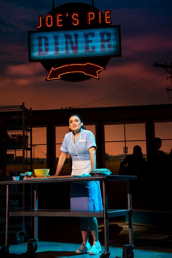 WAITRESS US Touring productions photo by Philicia Endelman