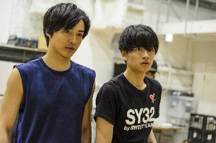 男劇団 青山表参道X『SHIRO TORA〜beyond the time〜』、稽古場より熱を込めて!