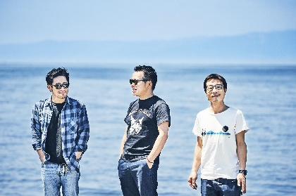 HUSKING BEE、9作目となるフルアルバムのリリースを発表 工藤哲也(Ba)が初めて作詞・作曲した楽曲も収録