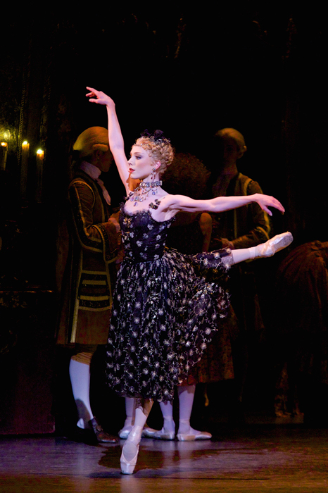 Sarah Lamb as Manon in Manon  ©ROH  Photographed by Alice Pennefather