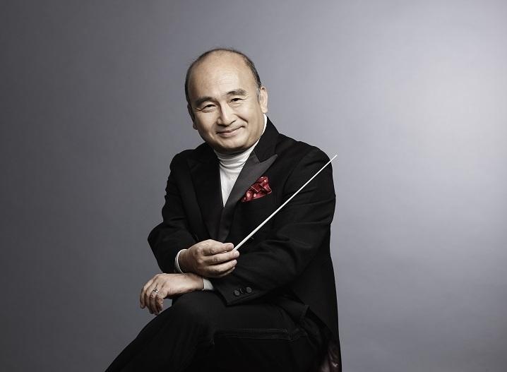 第13代常任指揮者兼芸術顧問 広上淳一 (c)Masaaki Tomitori