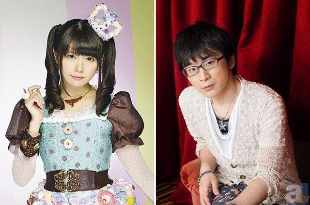 『だがしかし』出演の阿部敦さん&竹達彩奈さんへインタビュー