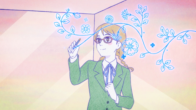 みんなのうた「結-ゆい-」より (C)NHK/TMK/Hirata Office Music Dept.
