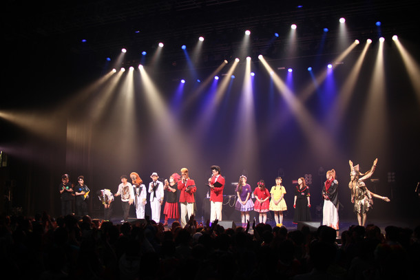 「ENTER THE KISHIDAN EXPO ~夢 with You~」の様子。(Photo by SUSIE)