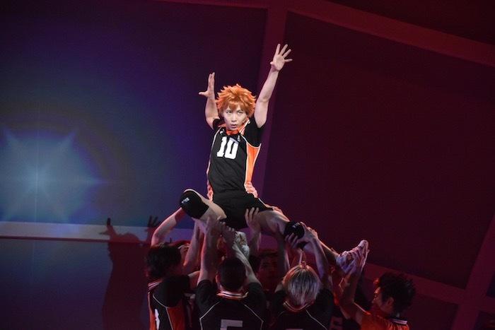 ©古舘春一/集英社・ハイパープロジェクション演劇「ハイキュー!!」製作委員会