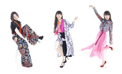Perfumeがニューシングルのリリースを発表 カップリングには話題のAWA DANCE曲も