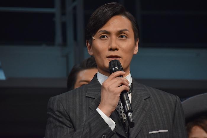 アンドリュース役の加藤和樹